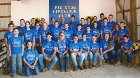 Proud to Support the Big Knob Livestock Club
