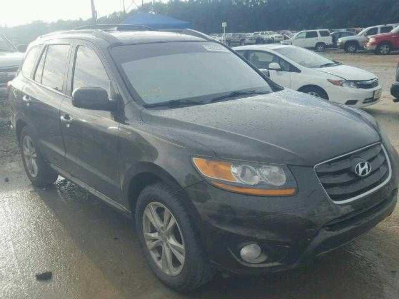 Great 2011 Hyundai Santa Fe