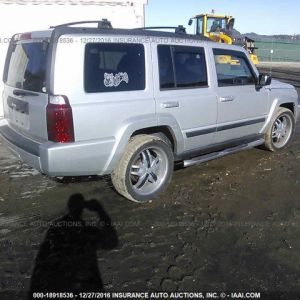 2008 Jeep Commander additional image